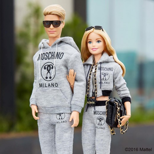 Moschino Luxe Fashion – Barbie Style