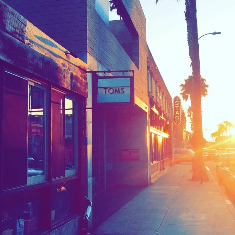 Toms Flagship Store in Venice, California