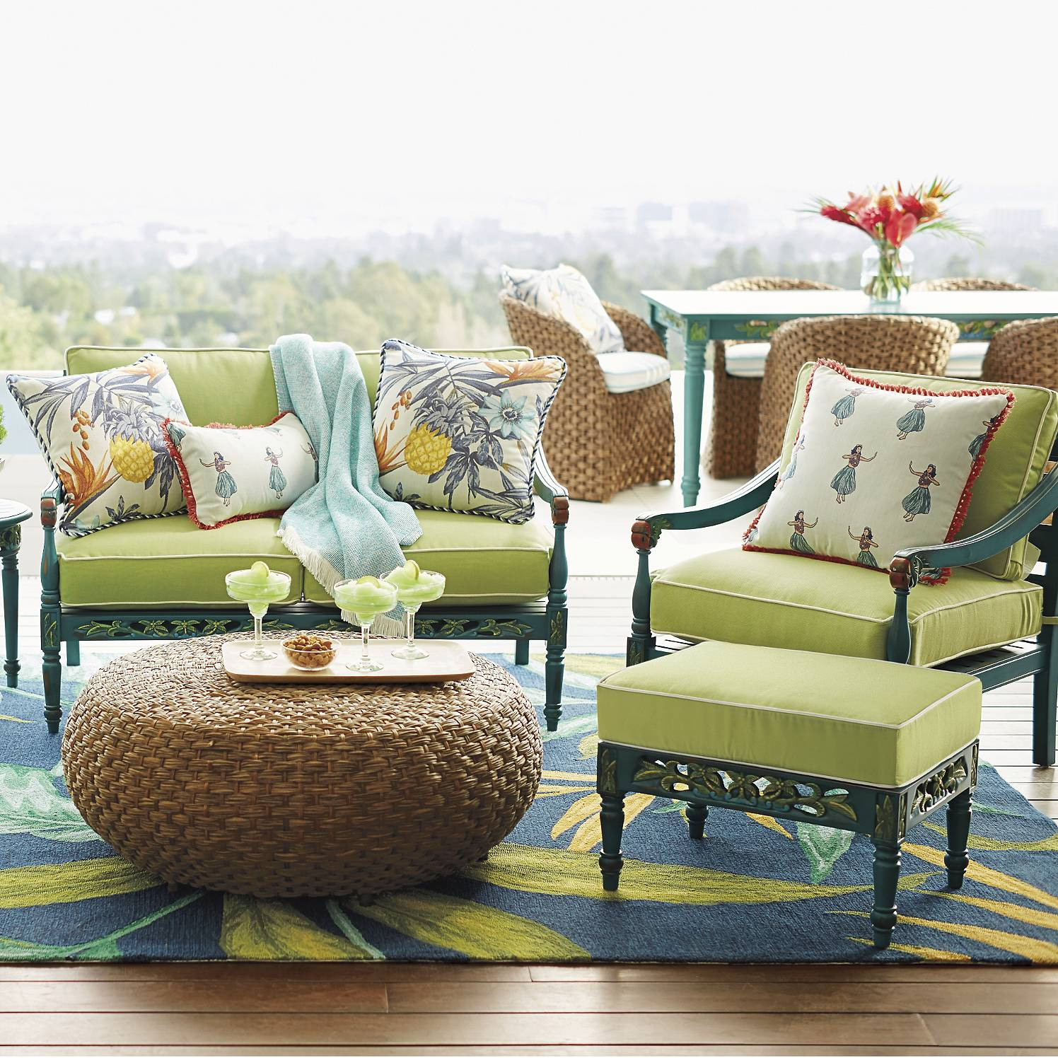 Margaritaville St Barts Seating Furniture Collection