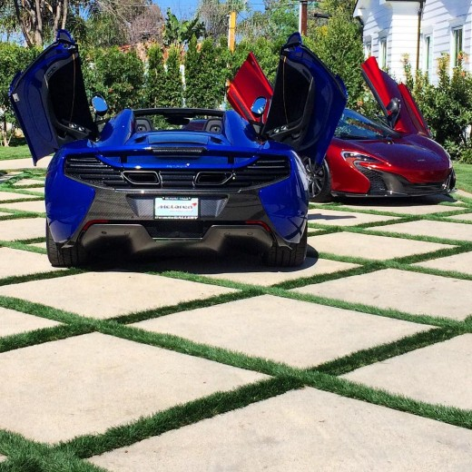 McLaren Luxury Sports Cars In Beverly Hills, California