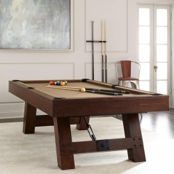 Handcrafted Riviera Pool Table
