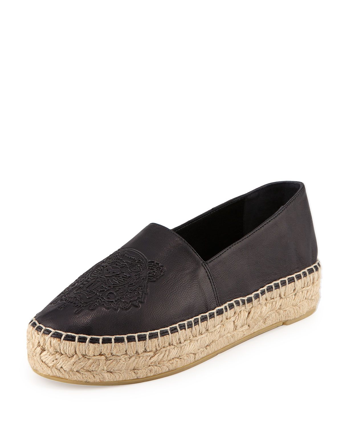 Red Espadrille Shoes