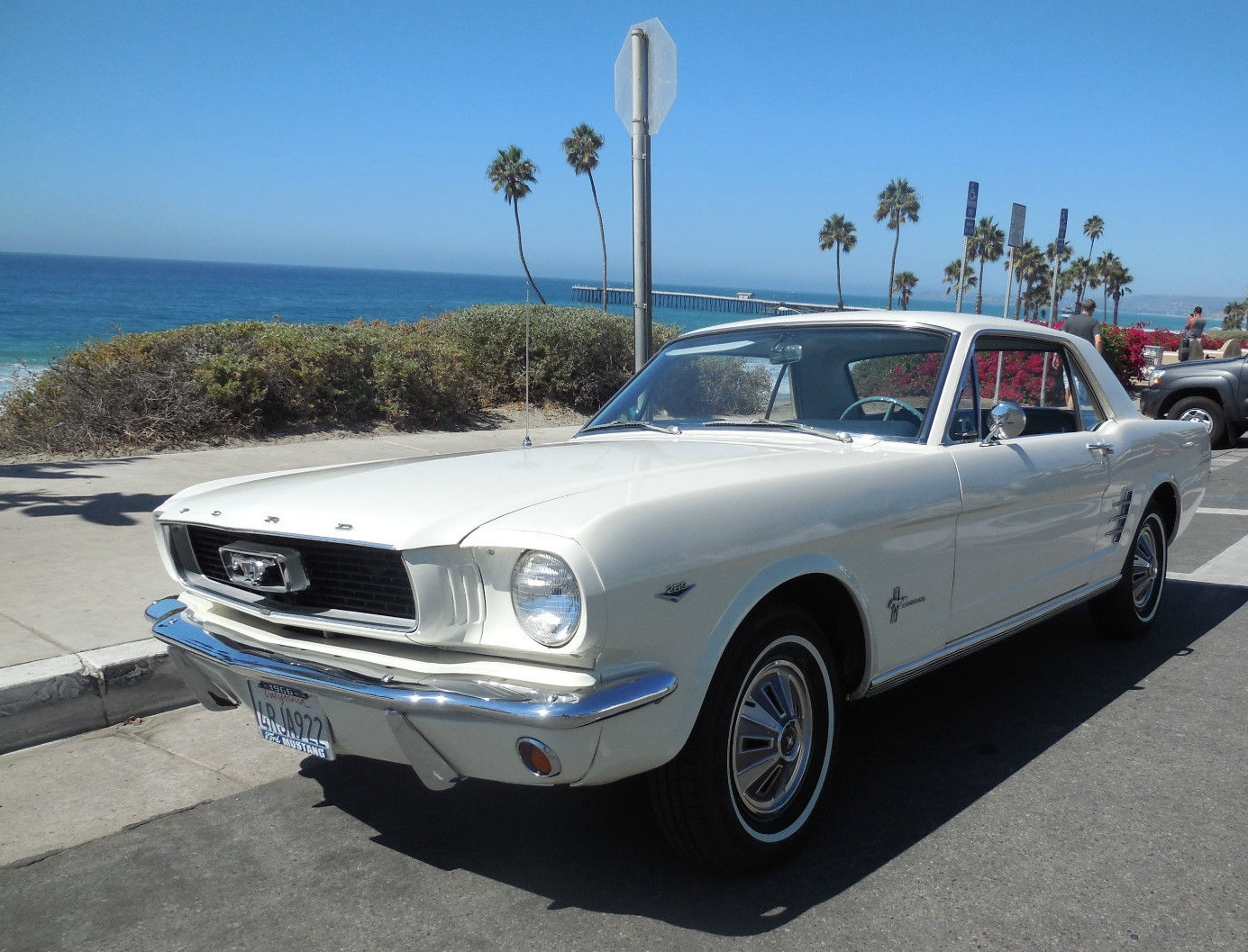 Ford mustang coupe 1966 classic car malibu mart - Ford mustang vintage ...