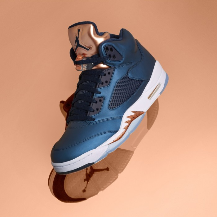 Air Jordan 5 Retro Bronze Mens Shoes | MALIBU MART