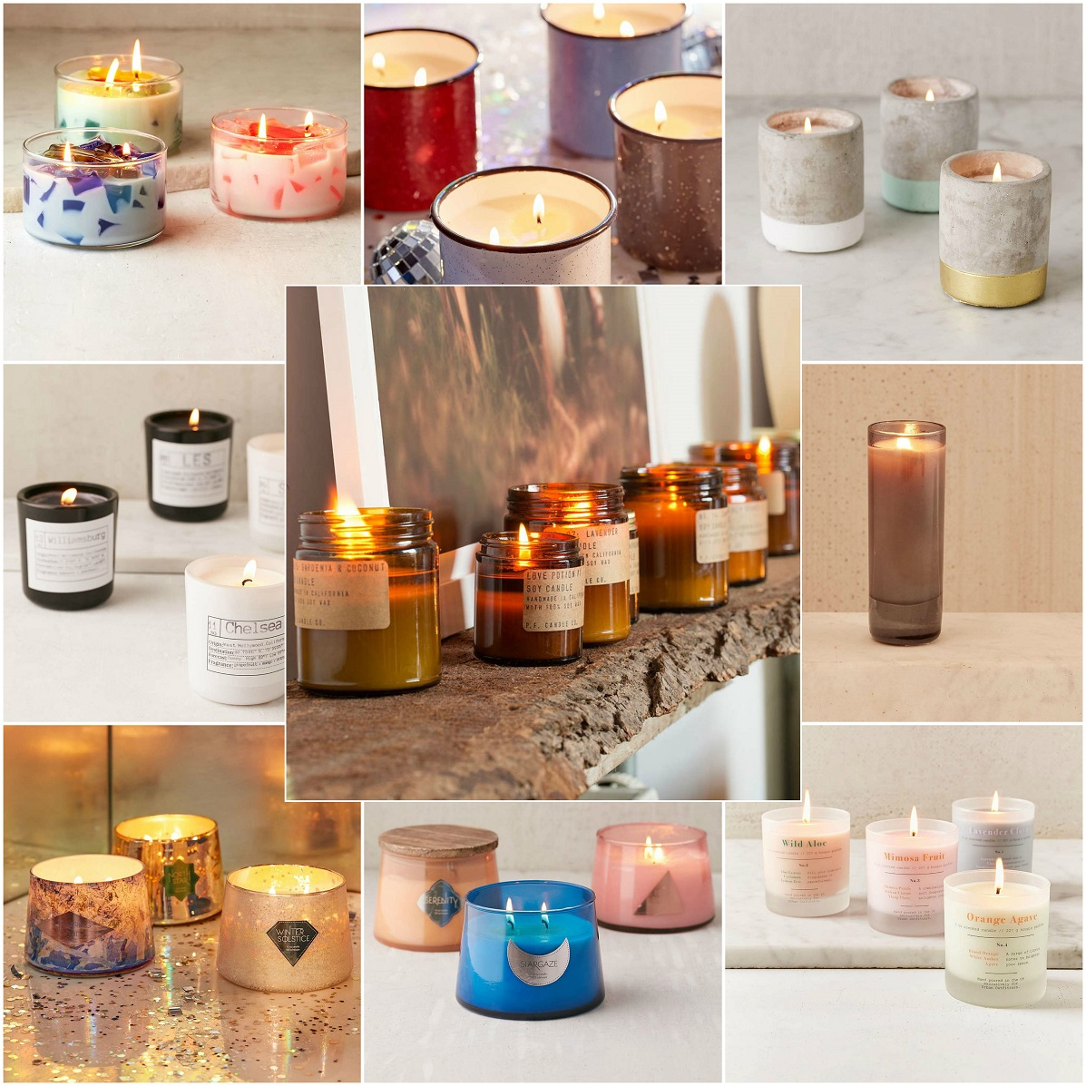 Top Candles Of The Day For Gifts Home Decor Malibu Mart