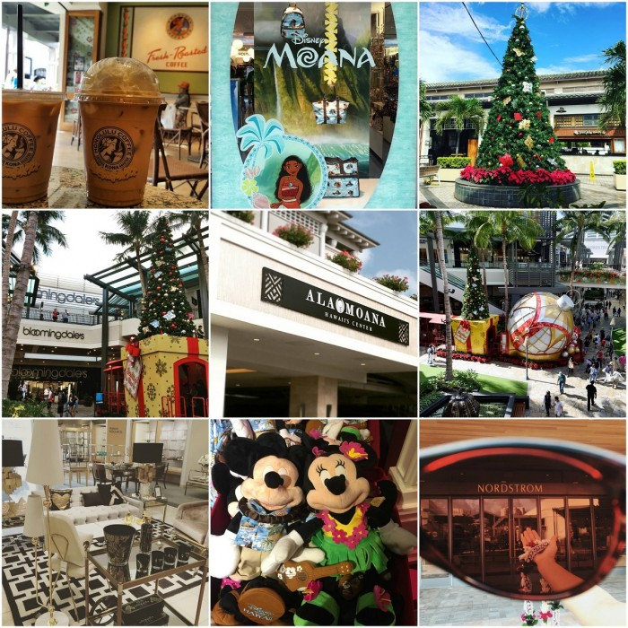 Holiday shopping at the ala moana center the largest for Ala moana jewelry stores