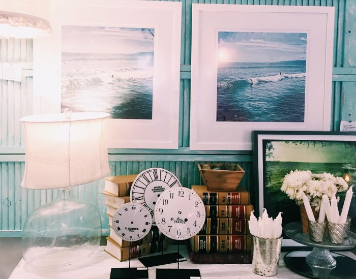 Beach House Decor At The Tumbleweed Dandelion Store On