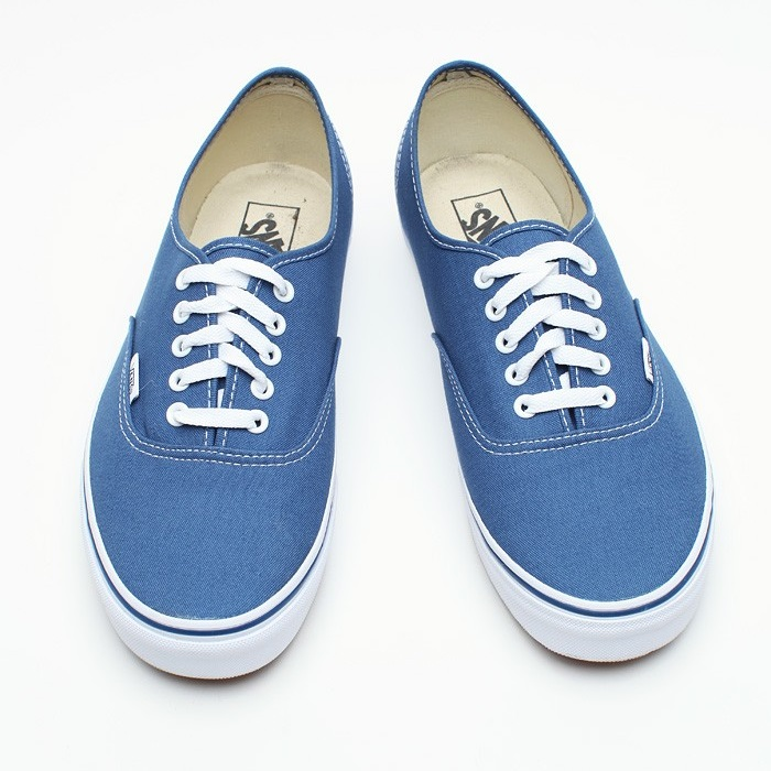 Vans Authentic Navy Sneakers