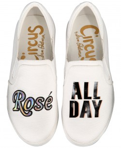 Rose All Day Slip-On Sneakers