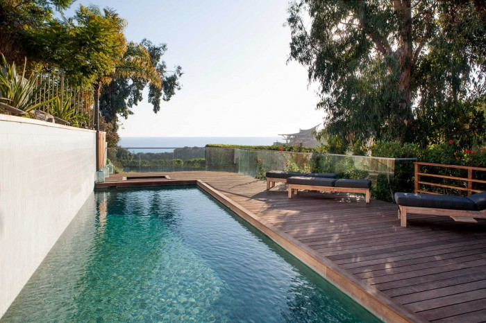 One of a Kind Las Flores Mesa Drive Malibu Home