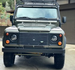 1997 Land Rover Defender Rare 90 NAS Limited Edition Truck