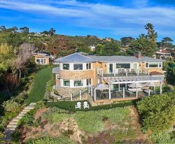 Cape Cod Point Dume Bluff Malibu Beach House