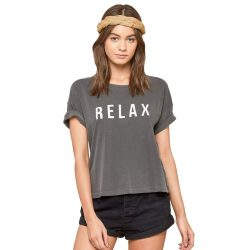Escape Relax Tee by Amuse Society