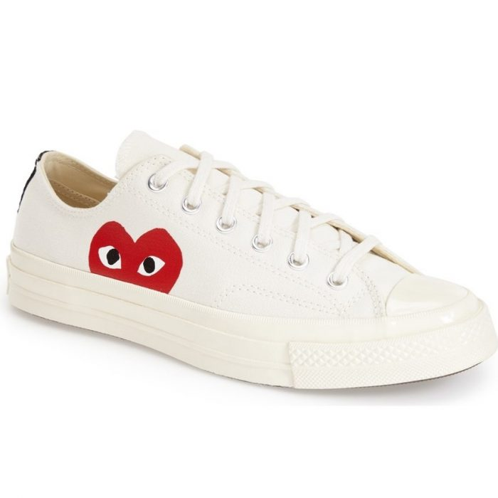 PLAY x Converse Chuck Taylor® Low Top Sneakers by COMME DES GARÇONS