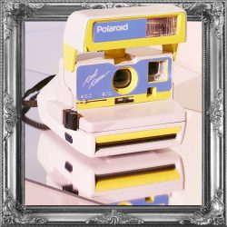 Impossible x UO Cool Cam Oasis Polaroid 600 Instant Camera