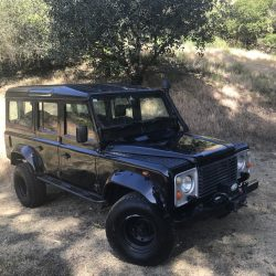 1987 LAND ROVER DEFENDER 110 Wagon