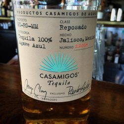 CASAMIGOS Tequila at The Lobster Seafood Restaurant in Santa Monica