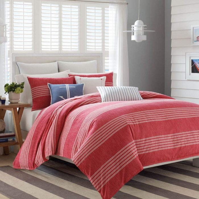 Nautica Trawler King Bedding Set