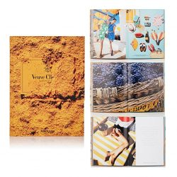 Veuve Clicquot: The Color Of Excellence Champagne Hardcover Book