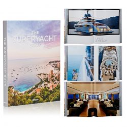 The Superyacht Hardcover Book
