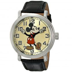 Disney Mickey Mouse Vintage Style Watch