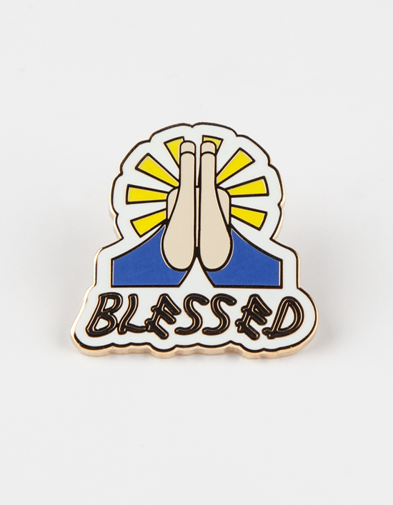 Blessed Pin by Stickie Bandits