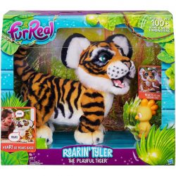 FurReal Roarin Tyler, the Playful Tiger Electronic Pet Toy