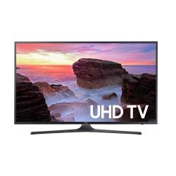 Samsung Electronics UN40MU6300 40-Inch 4K Ultra HD Smart LED TV