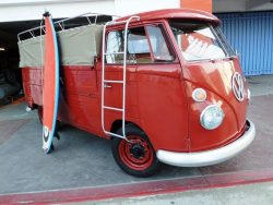 1964 Volkswagen Bus RARE VW Vanagon SINGLE CAB California Beach Cruiser