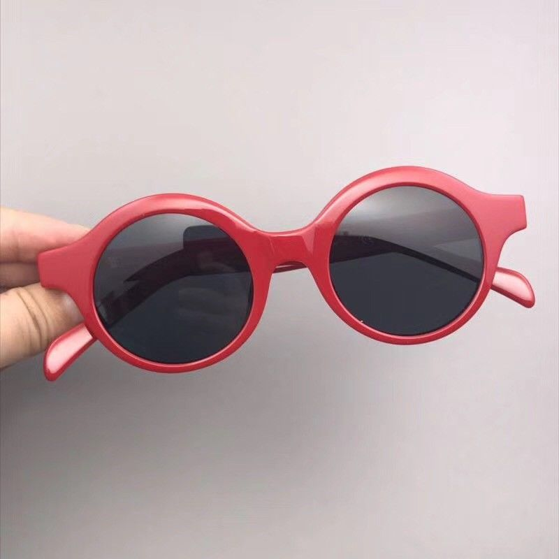 New Supreme Louis Vuitton Red Downtown Sunglasses