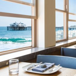 Carbon Beach Club Restaurant at the Malibu Beach Inn Hotel