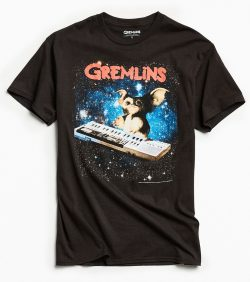 Gremlins Gizmo Keyboard Graphic Tee