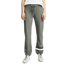 SUNDRY Lace Up Sweatpants