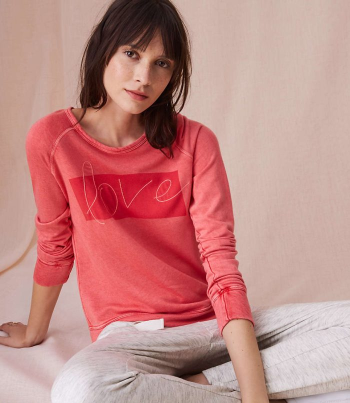 Sundry Love Cropped Pullover Sweater