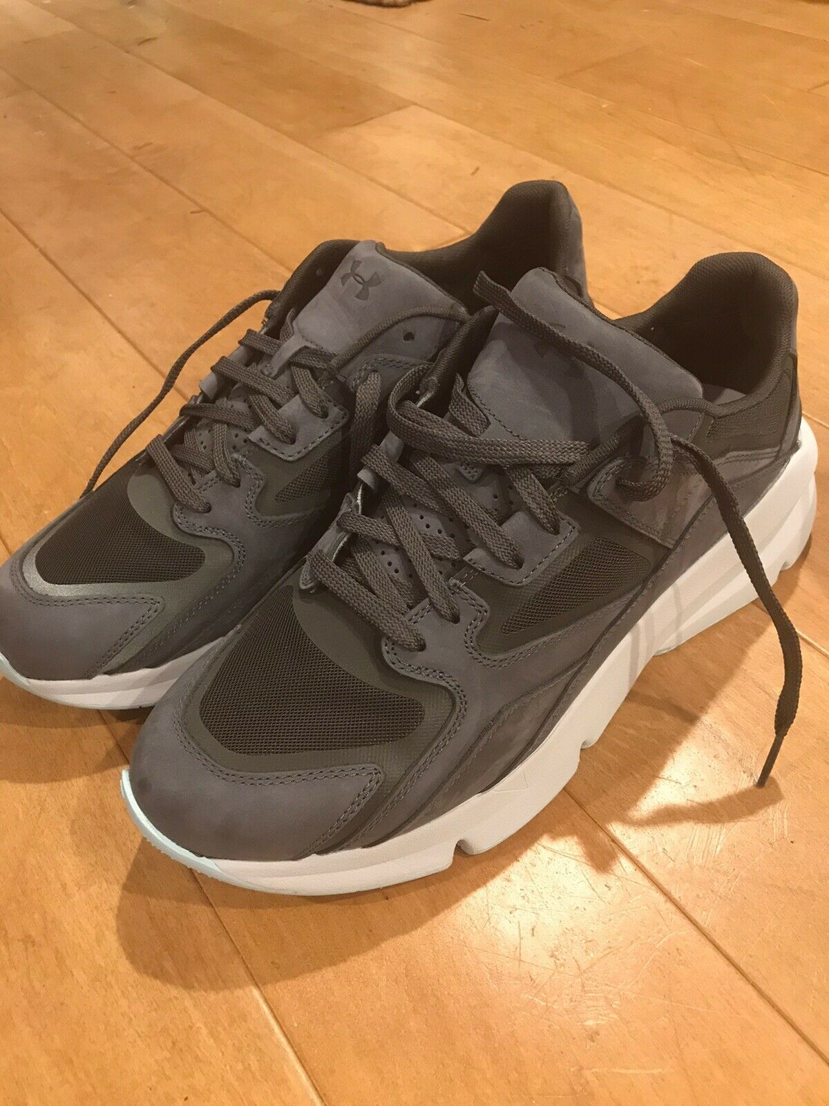 Under Armour Men's Running Shoes Grey