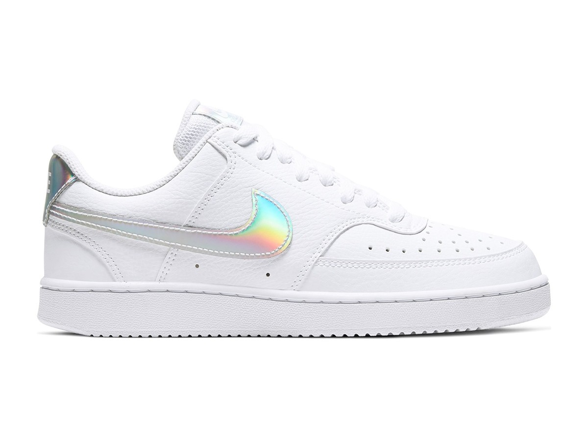Nike Court Vision Iridescent Low Top