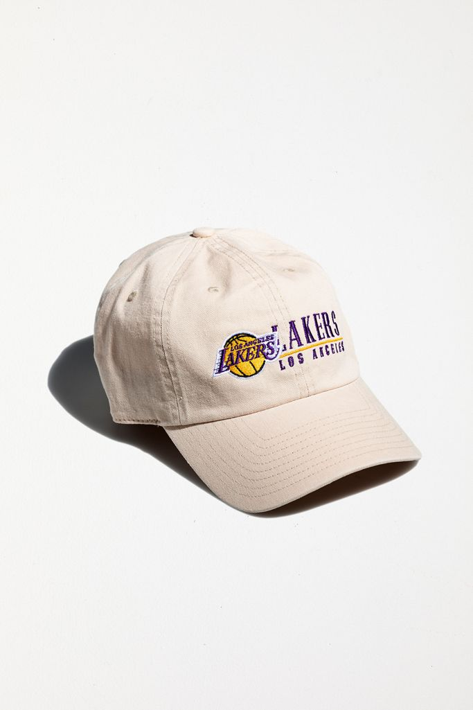 Mitchell & Ness UO Exclusive Los Angeles Lakers Washed Baseball Hat – Mens Hats | MALIBU MART